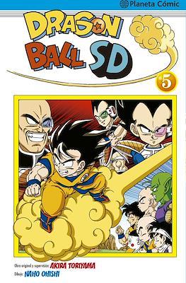 Dragon Ball SD (Rústica 192 pp) #5