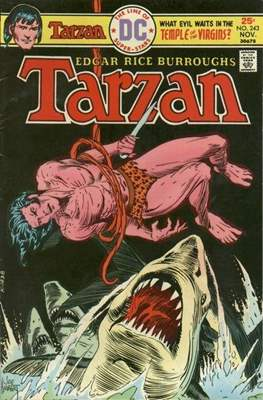 Tarzan (Comic-book) #243