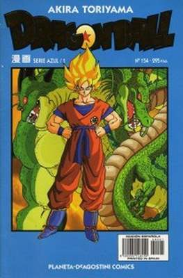 Dragon Ball - Serie Azul