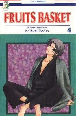 Fruits Basket (Rústica) #4