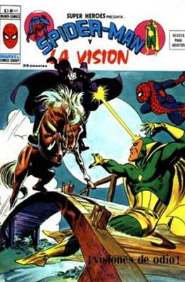 Super Héroes Vol. 2 (Grapa 48 pp. 1974-1980) #48