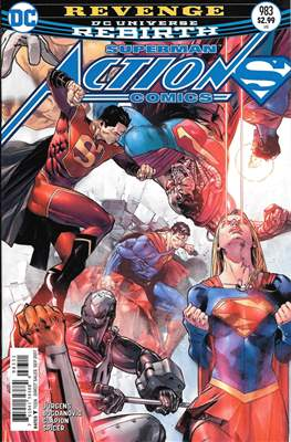 Action Comics Vol. 1 (1938-2011; 2016-) (Comic Book) #983