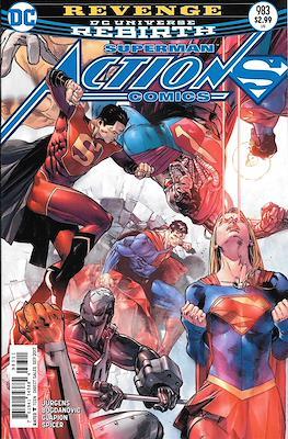 Action Comics Vol. 1 (1938-2011; 2016-) #983