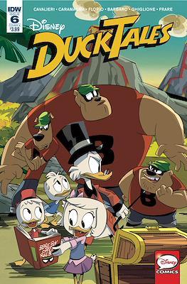 DuckTales (Comic Book) #6