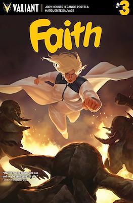 Faith (Comic Book) #3