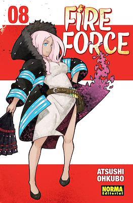 Fire Force (Rústica con sobrecubierta) #8