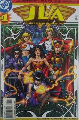 Justice Leagues (Grapa) #2