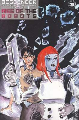 Descender (Variant Covers) (Grapa) #23