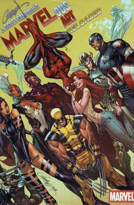 J. Scott Campbell's Marvelous Art (Hardcover) #2
