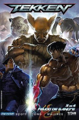 Tekken: Feudo de sangre #3