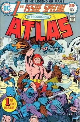 First Issue Special (1975-1976) (Grapa) #1