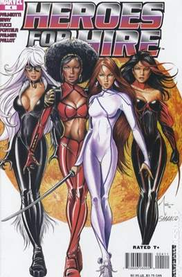 Heroes for Hire Vol. 2 (2006-2007) #4
