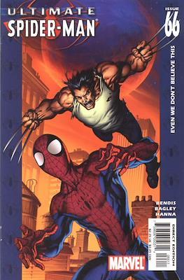 Ultimate Spider-Man (2000-2009; 2011) (Comic-Book) #66