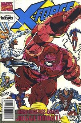 X-Force Vol. 1 (1992-1995) #3