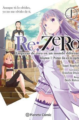 Re:ZeRo - Empezar de cero en un mundo diferente