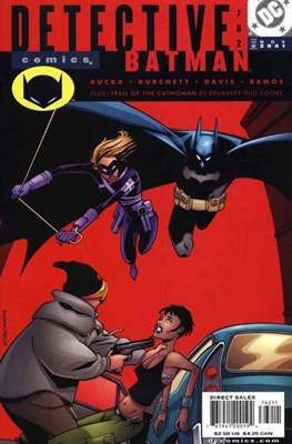 Detective Comics Vol. 1 (1937-2011; 2016-) (Comic Book) #762