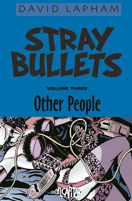 Stray Bullets (Digital Collected) #3