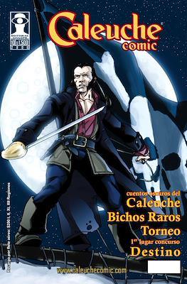 Caleuche Comic (Grapa) #10