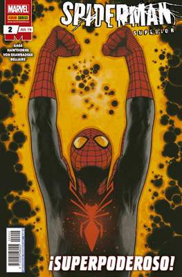 Spiderman Superior (Grapa 32-48 pp) #2