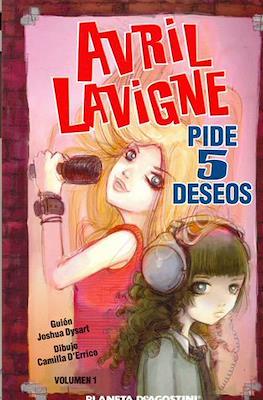 Avril Lavigne: Pide 5 deseos
