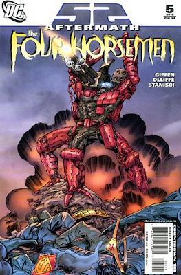52 Aftermath: The Four Horsemen (2007-2008) (Comic Book) #5