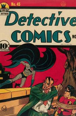 Detective Comics Vol. 1 (1937-2011; 2016-) #45