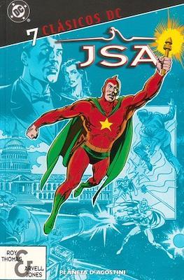 JSA. Clásicos DC (Rústica 208 pp) #7