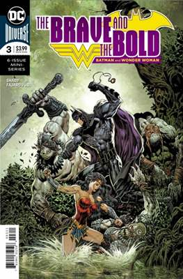 The Brave and The Bold: Batman and Wonder Woman (2018) (Comic Book) #3