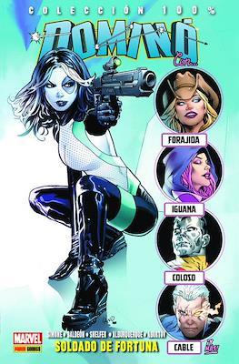 Domino. 100% Marvel (Rústica 128 pp) #2