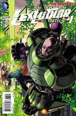 Action Comics Vol. 2 (2011-2016) #23.3