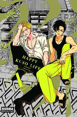 Happy Kuso Life (Rústica) #1