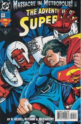Superman Vol. 1 / Adventures of Superman Vol. 1 (1939-2011) (Comic Book) #515