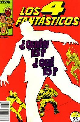 Los 4 Fantásticos Vol. 1 (1983-1994) (Grapa 36-32-24 pp) #19