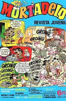 Mortadelo (1970) (Grapa) #1