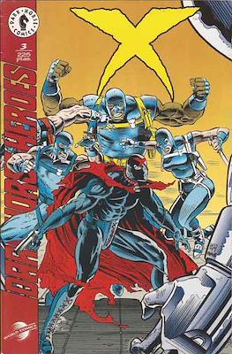X (1995) #3