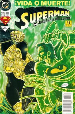 Superman (1993-1996) (Grapa 48-72 pp) #21