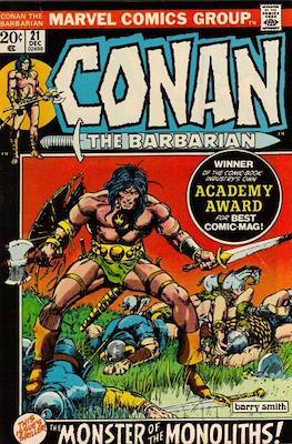 Conan The Barbarian (1970-1993) (Grapa, 32 págs.) #21