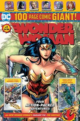 Wonder Woman DC 100-Page Comic Giant (Variant Cover)