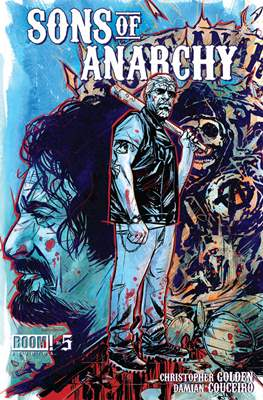 Sons of the Anarchy (Grapa) #5