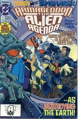 Armageddon: The Alien Agenda (Comic Book) #1