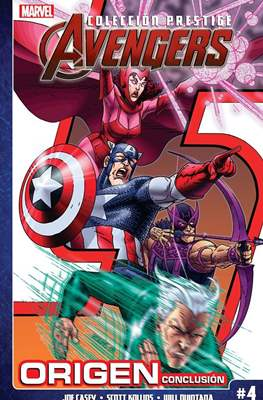 Colección Prestige Avengers (Rústica 72 pp) #4