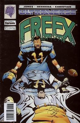 Freex (Grapa. 17x26. 24 páginas. Color.) #7