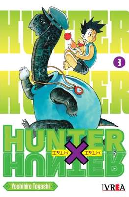 Hunter X Hunter #3