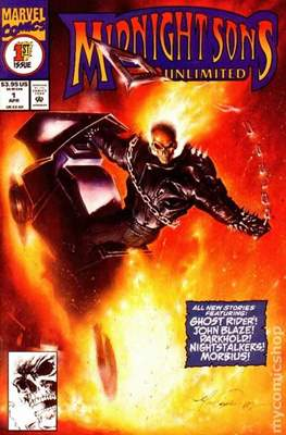 Midnight Sons Unlimited (Comic Book) #1