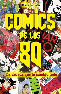 Cómics de los 80 (Cartoné 252 pp) #