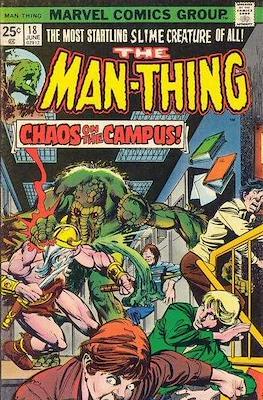 The Man-Thing Vol. 1 (1974-1975) (Comic Book) #18