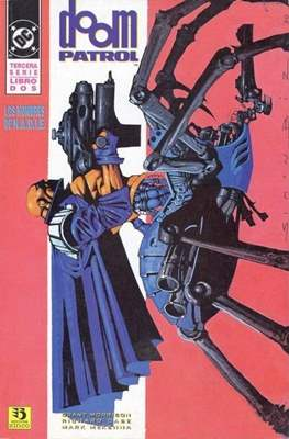 Doom Patrol Vol. 3 #2