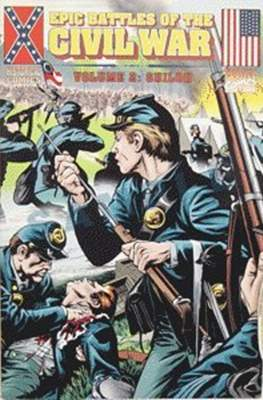 Epic Battles of the Civil War (Softcover 48 pp) #2