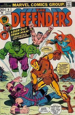 The Defenders vol.1 (1972-1986) #9