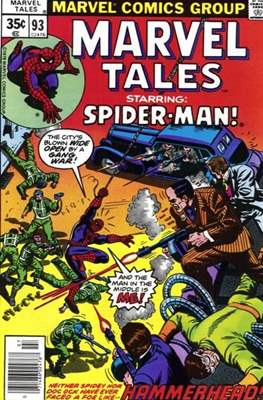 Marvel Tales (Comic Book) #93